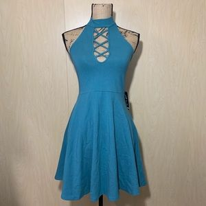 Express Halter Dress size S